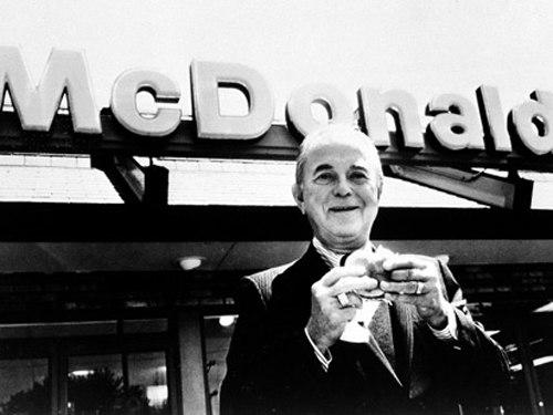 Как Рэй Крок выбирал места для ресторанов McDonalds